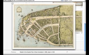 Karta över Castello på Wikipedia
